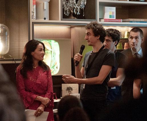 La buena hora de Colombia en el Festival de Cine de Zurich