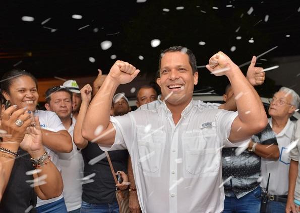 Tengo un gran compromiso, me he preparado y tengo las baterías recargadas al 100% para darla toda por mi departamento: Luis Alberto Monsalvo, Gobernador electo