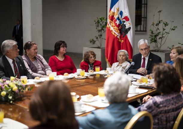Piñera levanta el Decreto de Emergencia en Chile. Se abre nueva etapa para una Agenda Social