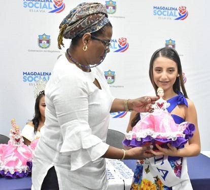 Con la imposición de bandas inicia el Reinado Nacional Infantil del Folclor Colombiano 2019
