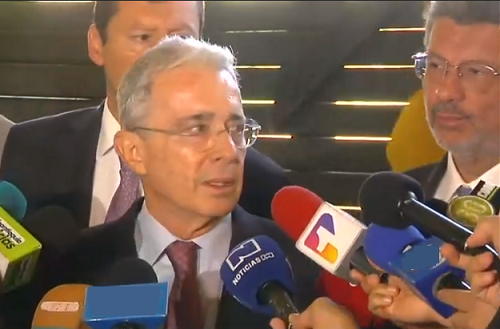 Defensa de Uribe da por descontado que al Expresidente no se le dicte medida de aseguramiento. Aspira a que la Corte precluya la investigación