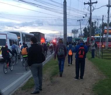 Empresas del transporte intermunicipal participan en el diálogo social con el Gobierno Nacional