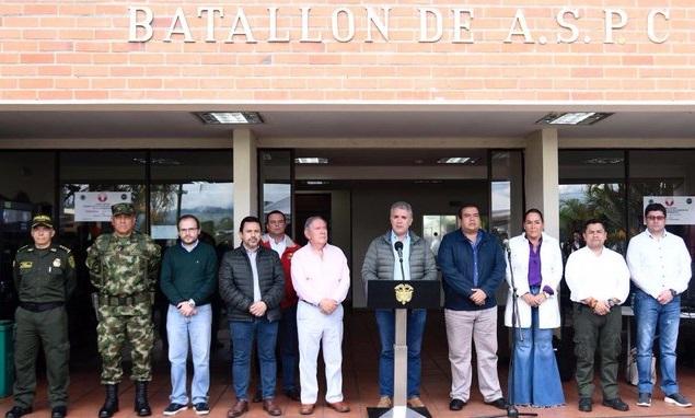 Ya son 16 las personas asesinadas en el Cauca. Presidente viajó a Popayán con nuevas directrices para combatir los crimenes