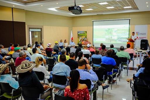 UPRA presenta en el Atlántico su Plan de Ordenamiento Productivo y Social de la Propiedad Rural