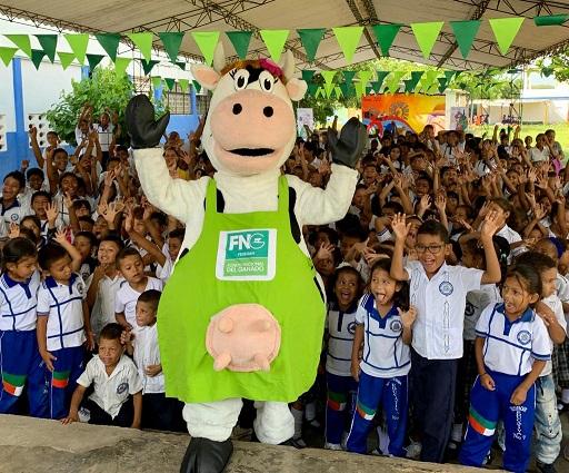PGN Foto donaciones Guajira