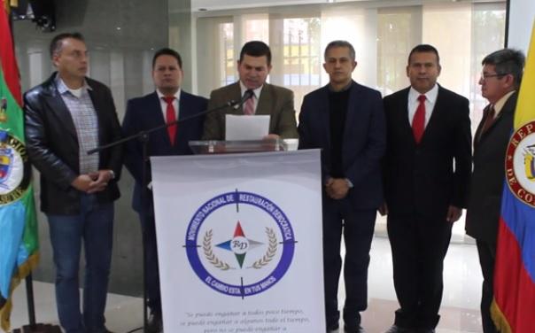 Reservas RD de las FFAA rechazan eventuales actos de barbarie en protestas del 21 de noviembre en Colombia