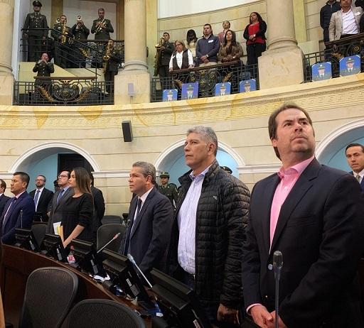 Familiares de policías víctimas del atentado a Escuela General Santander les reconocerían régimen de pensión