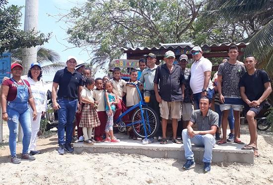 C.R.A presenta resultados del proyecto Agenda Azul