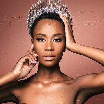 La inteligencia sudafricana, evidenció la decadencia del progresismo: Zozbini Tunzi, Mis Universo 2019  2020