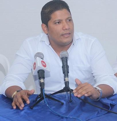 Alcalde electo de Malambo, Rumenigge Monsalve dijo que recibe un municipio endeudado, dos obras en ejecución por revisar y una mala prestación de servicio de agua por falta de voluntad política