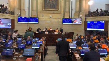 Control político y debates de estos últimos días en la tercera legislatura del Senado