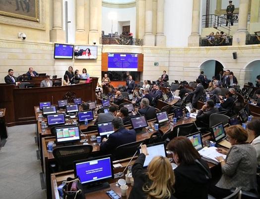 59 proyectos por debatir le quedan pendientes al Congreso en esta legislatura que finaliza este lunes