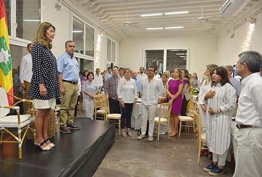Vigilancia extrema al contrato de alumbrado público de Cartagena pide Vicepresidenta