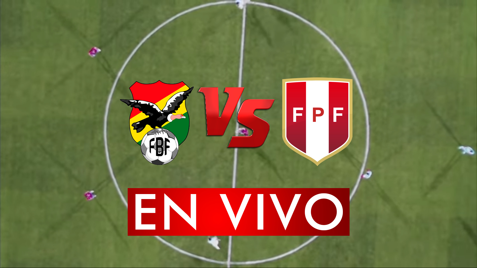 Bolivia vs Perú En Vivo Online Live Streaming Preolimpico