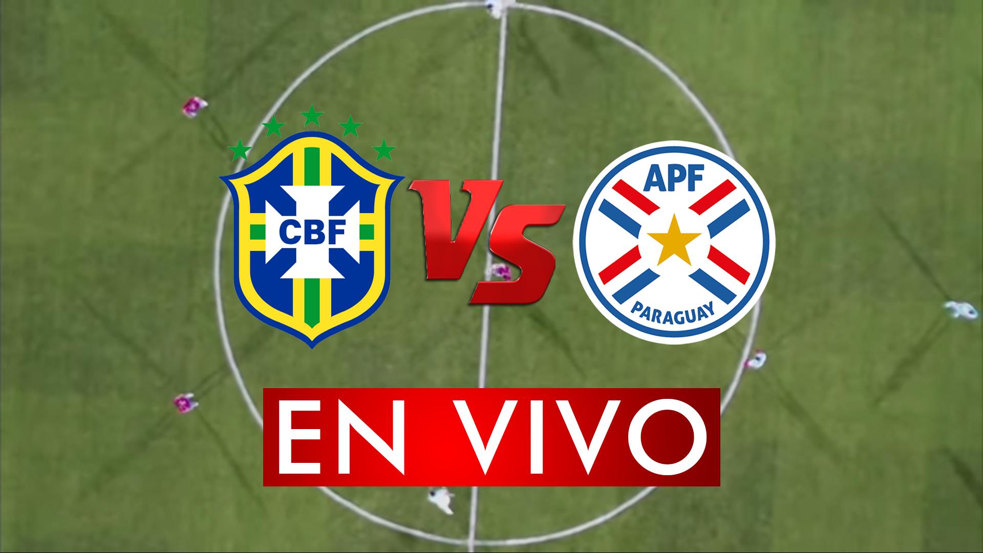 Brasil vs Paraguay En Vivo Online Live Streaming Preolimpico