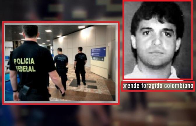 Jaime Saade, condenado a 27 años de prisión por el crimen de Nancy Mariana Mestre, en Barranquilla, capturado por Interpol después de 26 años en Brasil
