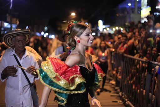 Distrito fijó los precios para las sillas en desfiles del Carnaval