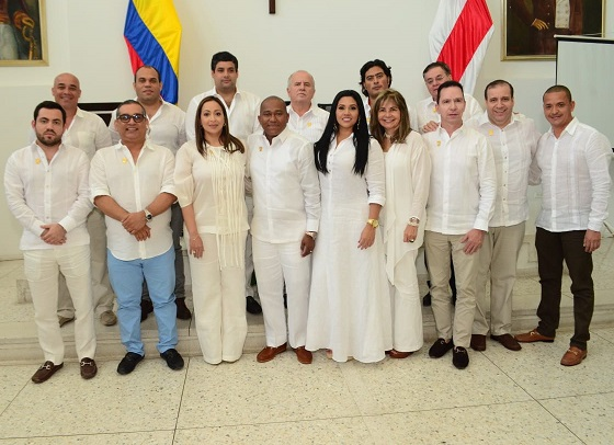 Diputados del Atlántico 2020-2023