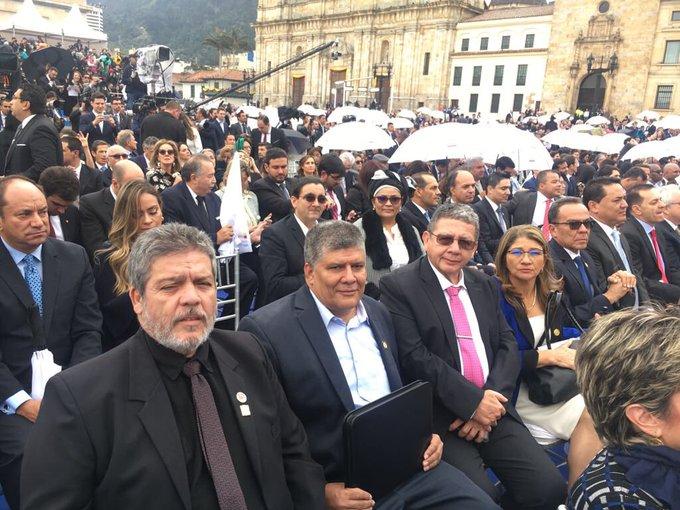 FARC EN EL CONGRESO