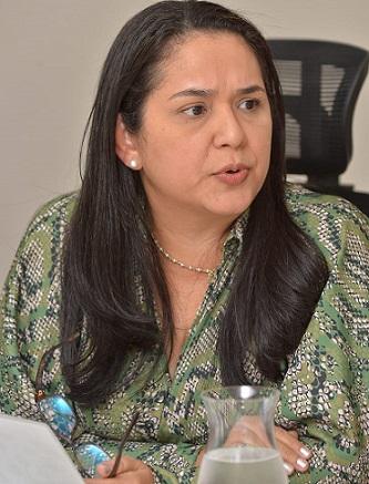 Lina Prado Galindo_GERENTE AGUAS DEL CESAR