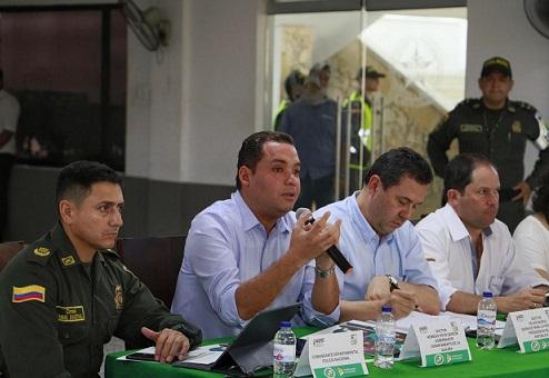 En mesa migratoria se priorizaron acciones para atender flujo de venezolanos