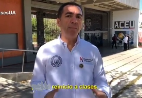 RECTOR JORGE RESTREPO