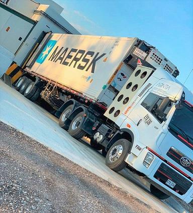 Un hito histórico se apuntan Maersk-Broom Group y OPL, con el transporte logístico multimodal del primer contenedor de Aguacate Hass desde Armero, Tolima a Rotterdam en Holanda