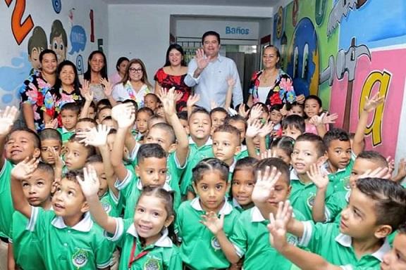 En Soledad 110 mil estudiantes iniciaron jornada académica 2020