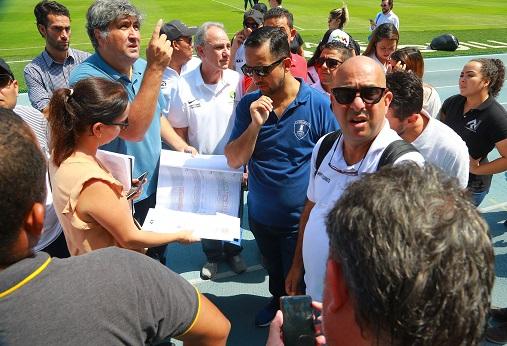 Barranquilla recibió a delegados de Conmebol con miras a la Copa América