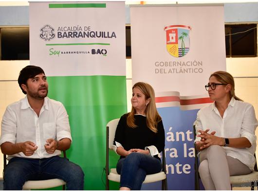 Mandatarios locales de Barranquilla y el Atlántico unen esfuerzos para sacar adelante el CARI mental