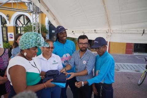 Movimiento RE llega a Cartagena para fortalecer la cadena de reciclaje en la Costa Caribe