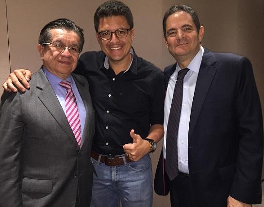 MINISTRO DE SALUD CAMBIO RADICAL GERMÁN VARGAS