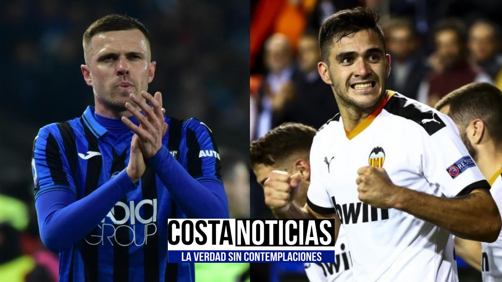 Atalanta vs Valencia en Vivo Champions League Hoy