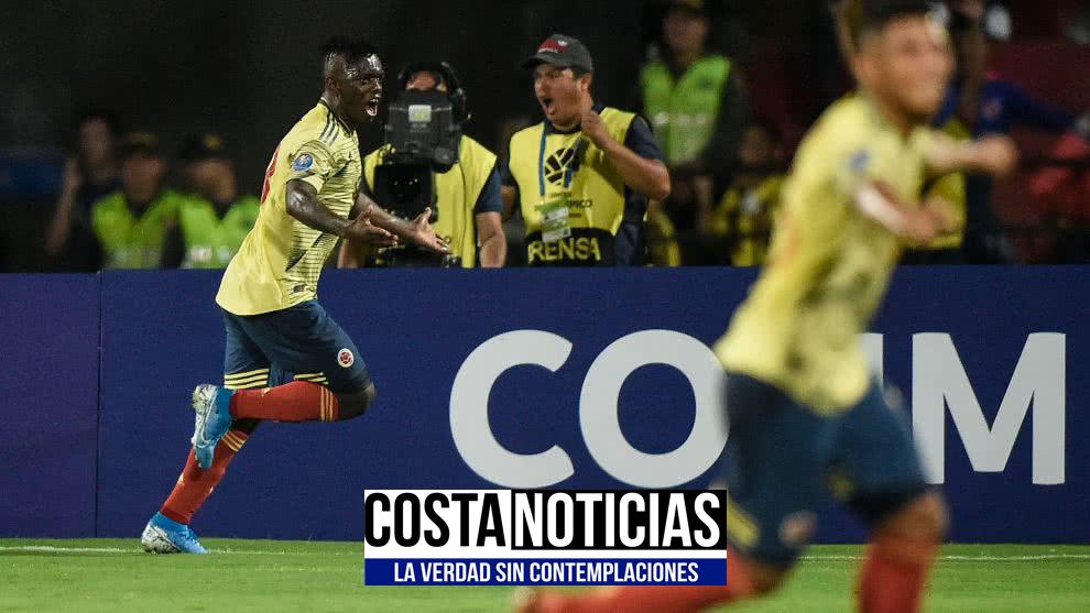 Colombia vs Uruguay en vivo online live streaming por el cupo a Tokyo