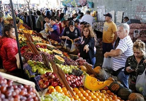 MinAgro Rodolfo Zea dio un parte de normalidad en abastecimiento de alimentos