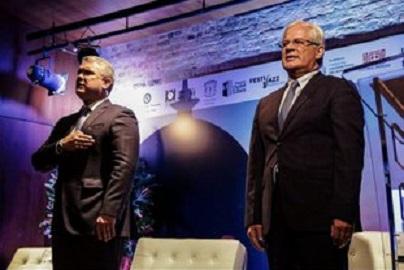 Juan Carlos López, alcalde Popayán positivo para Covid-19 se reunió con el presidente Iván Duque, el gabinete Presidencial, alcaldes y gobernadores del país hace solo 6 días