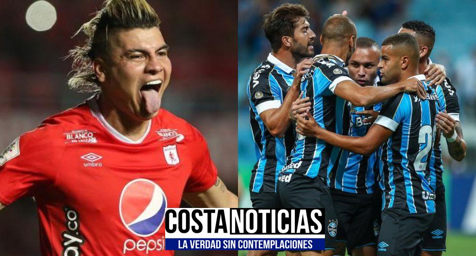 América vs Gremio en vivo online live streaming por copa libertadores