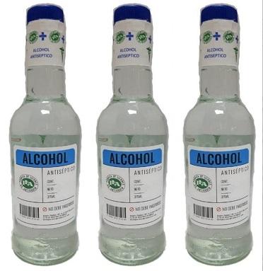 Fábrica de Licores de Antioquia producirá alcohol antiséptico para la emergencia sanitaria