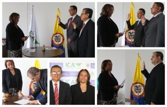 ICA posesiona nuevos gerentes seccionales