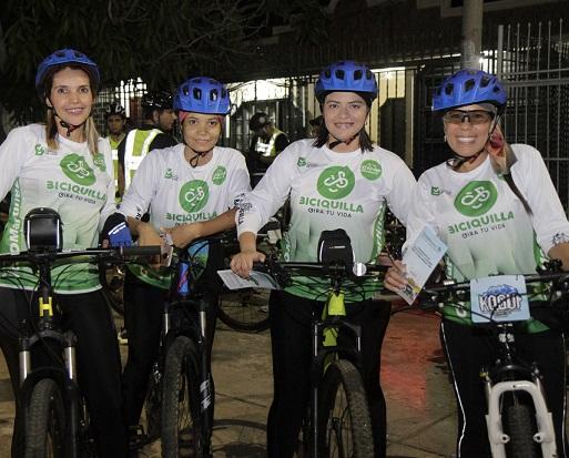 Primera dama celebrará el Día de la Mujer con una Biciquilla