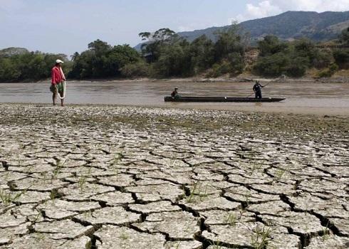 Los estragos de la sequía. Por: José David Name Cardozo*