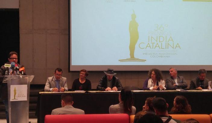 Conozca la lista de los nominados a los 36° premios India catalina de la industria audiovisual colombiana