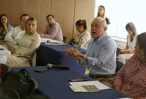 Sector financiero llevó sus ideas a las mesas de construcción del Plan de Desarrollo de Barranquilla