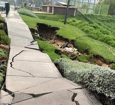 Sismo de magnitud 5.1 con origen en la Mesa de los Santos, deja graves daños en Chía, Cundinamarca