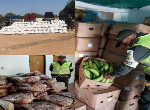 El CIIIP incautó más de $573 millones en productos agropecuarios de contrabando