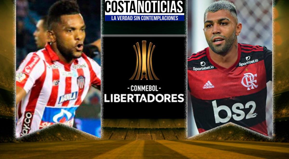 JUNIOR vs FLAMENGO en Vivo Online – Los Barranquilleros empiezan con el actual campeón de la Copa Libertadores
