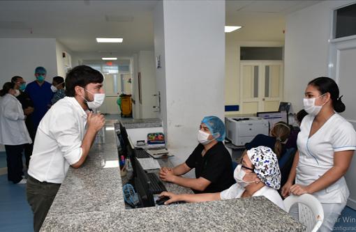 El CAMINO Universitario Adelita de Char está listo para atender los casos de mayor necesidad clínica de coronavirus: alcalde Pumarejo