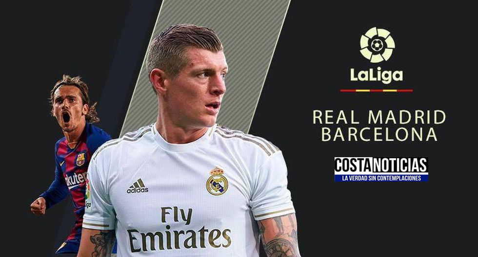 Real Madrid vs Barcelona EN VIVO live Streaming