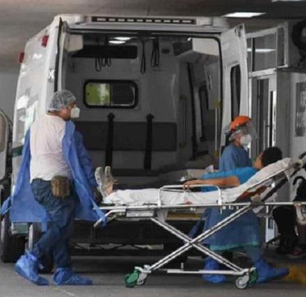 Covid-19: 5.597 pacientes en Colombia, 253 fallecidos y 1.210 personas se han recuperado. Bogotá 2.345 pacientes. 847 Valle del Cauca. 461 en Antioquia