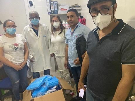 Con 5 nuevos casos de Covid-19 se eleva a 16 el número de pacientes en el Cesar, así lo confirmó la Secretaría de Salud